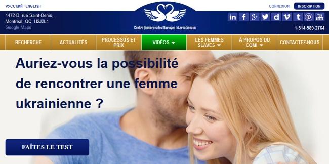 L'agence matrimoniale Amélie - Rencontres femmes russes France, Suisse